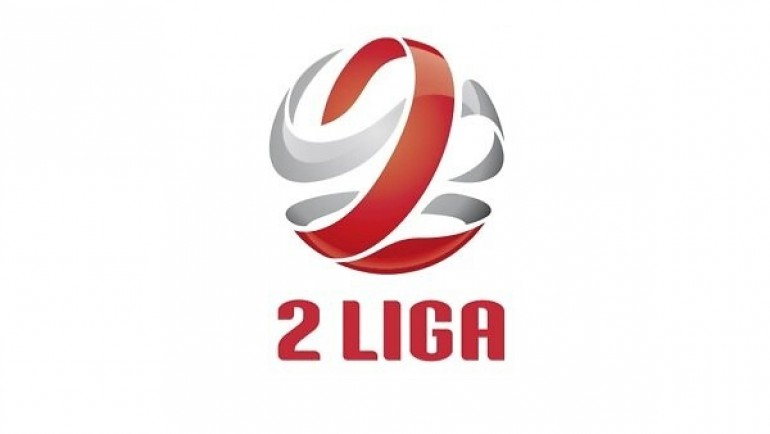 II liga. PGE GKS Bełchatów – Błękitni Stargard