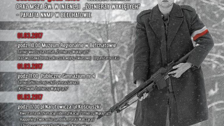 """Turniej piłki nożnej gimnazjum """"Ku chwale żołnierzom wyklętym"""""""