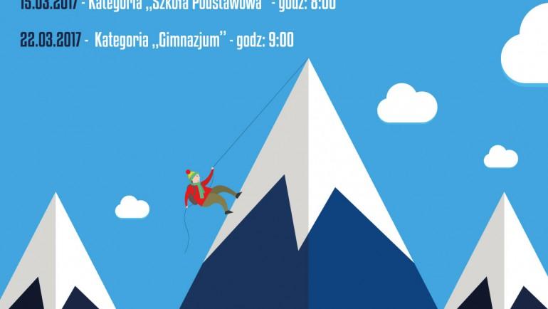 Szkolne Mistrzostwa Bełchatowa we wspinaczce na czas (gimnazja)