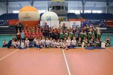 Halowy Turniej Piłki Nożnej dzieci rocznika 2010