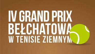 IV turniej Grand Prix Bełchatowa w tenisie ziemnym