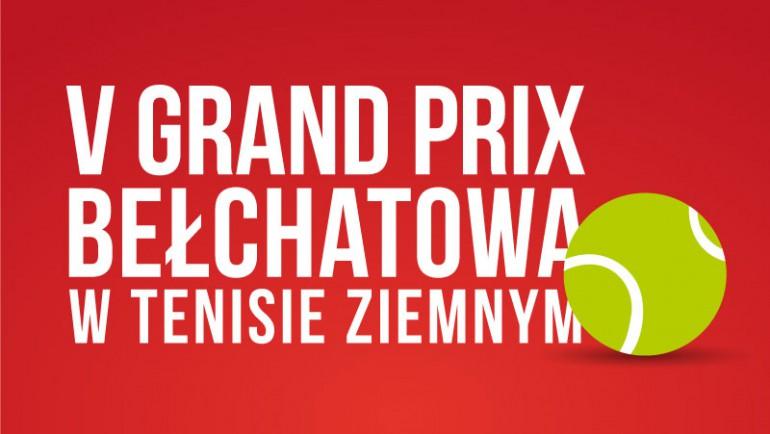 V turniej Grand Prix Bełchatowa w tenisie ziemnym