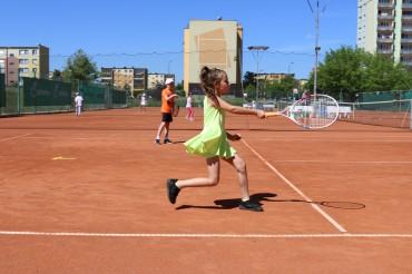 Tenisowe mistrzostwa dzieci