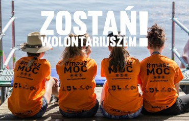 Zostań wolontariuszem
