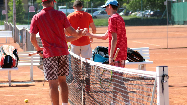 Najlepsi zagrają na kortach tenisowych