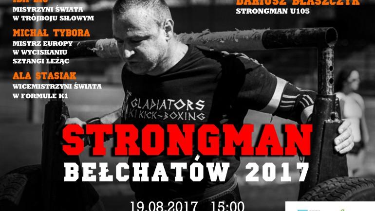 Strongman Bełchatów 2017