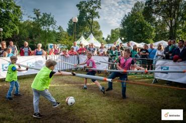 Sportowa strefa na Dni Bełchatowa