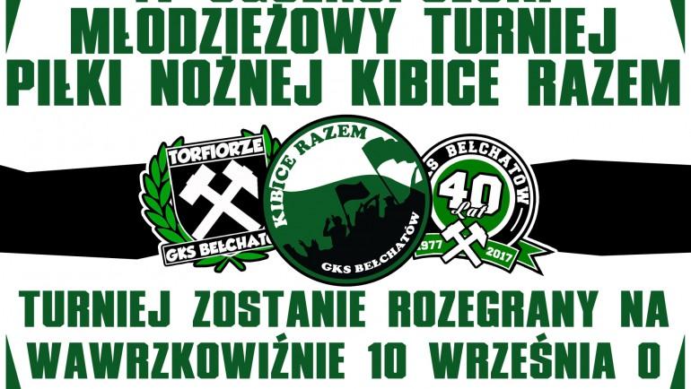 IV Ogólnopolski Młodzieżowy Turniej KIBICE RAZEM