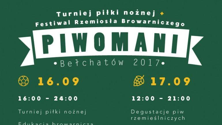 PIWOMANI Bełchatów 2017