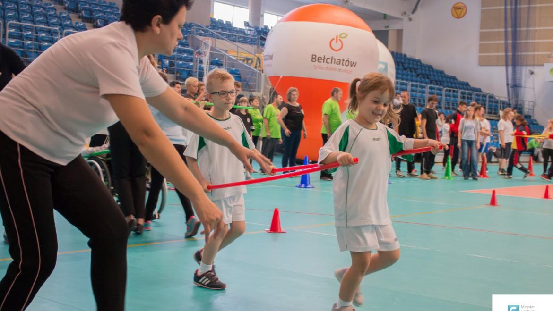 Niepełnosprawni zjednoczą się na sportowo