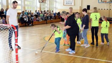 Sportowa integracja osób niepełnosprawnych