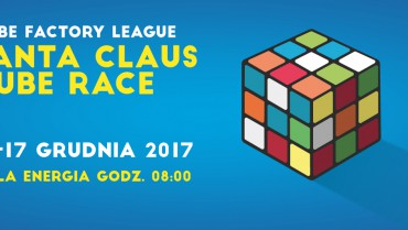 CFL Santa Claus Cube Race 2017