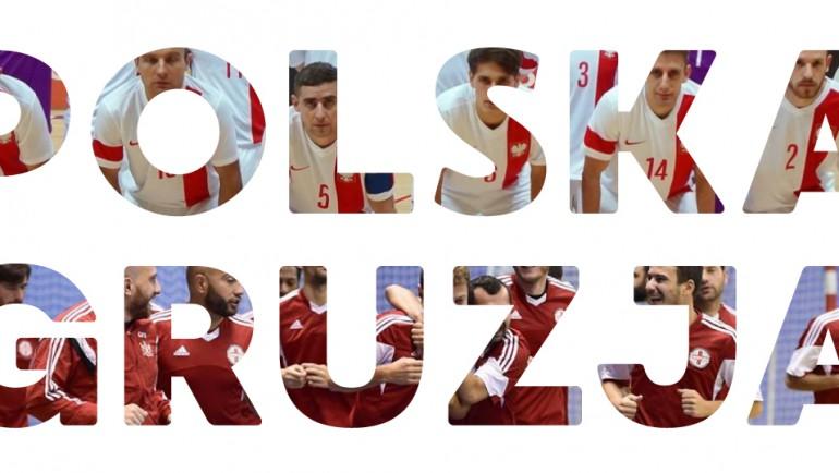 Futsal: Polska – Gruzja