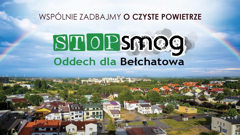 """Pomożemy w akcji """"Stop smog! Oddech dla Bełchatowa"""""""