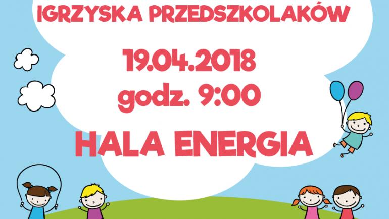 XXVI Wiosenne Igrzyska Przedszkolaków