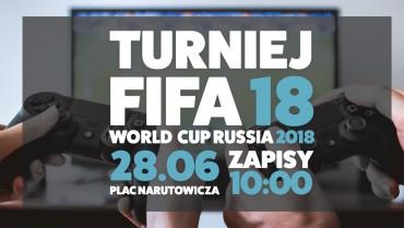 """Mundialowy turniej """"FIFA 18"""""""
