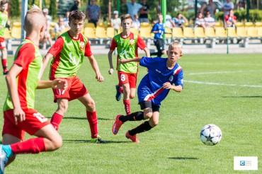 Słoneczny turniej 13-latków