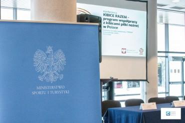 MCS na konferencji w Warszawie