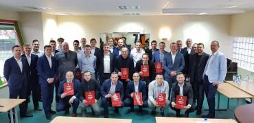 Zakończyliśmy Kurs UEFA Grassroots C.