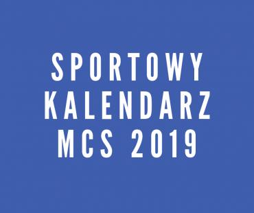 Kalendarz imprez 2019
