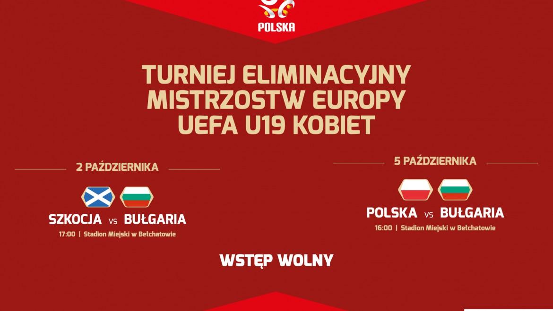 Turniej Eliminacyjny Kobiet U-19