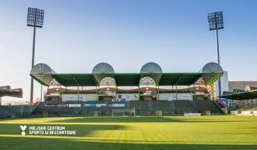 Radomiak Radom domowe mecze będzie rozgrywał przy Sportowej 3