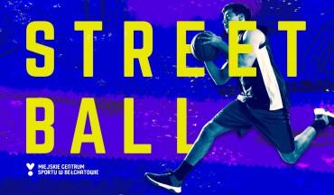"""Turniej koszykówki ulicznej 3×3 """"Streetball Bełchatów 2021"""""""