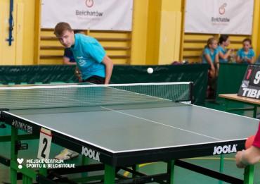 Podsumowanie Turnieju Tenisa Stołowego z okazji Dnia Dziecka