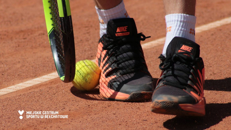 Rusza Bełchatowska Liga Tenisowa i Grand Prix Bełchatowa w tenisie ziemnym