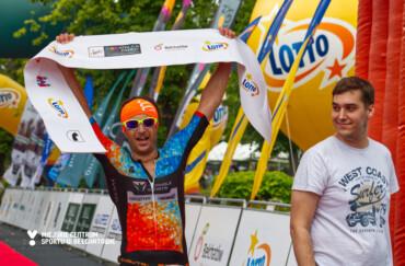 """Już po raz szósty Bełchatów gościł LOTTO Triathlon Energy i """"ludzi ze stali"""""""