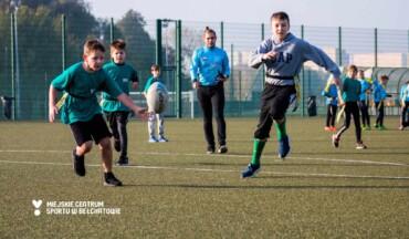 Czas na jesienne zmagania Szkolnej Ligi Rugby TAG